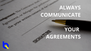 Children and Agreements