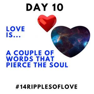 Day 10 Pierce the soul