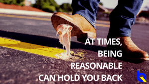 The benefits to being reasonable